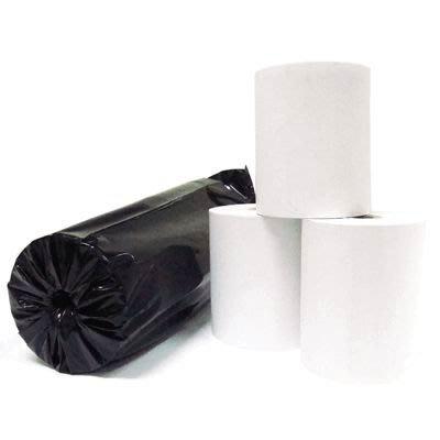 (墨水小舖)(1袋5卷 請下標5的倍數) 57x50x12mm感熱紙捲/收銀機紙捲/紙捲/感熱式紙捲