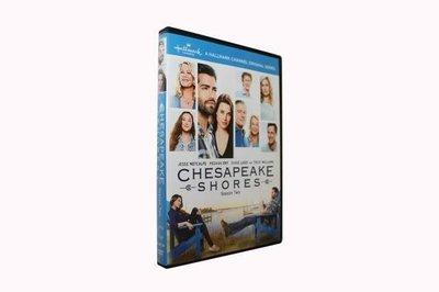 【樂視】 高清美劇DVD 灣畔傾情1-2季 4碟片 Chesapeake Shores 精美盒裝