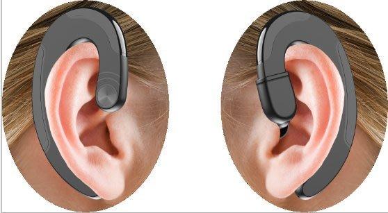 【保固一年ebay爆款】骨傳導 無線 藍牙 耳機 無痛 不入耳 掛耳式 迷你 運動 無線耳機 藍芽 耳罩 抗噪  (平行