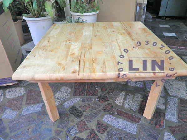 【品特優家具倉儲】◎A405-04和室桌折腳和室桌2*2尺優惠價
