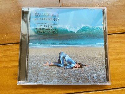電音EDM-Deepest Blue-Late September深藍二人組/九月下旬(英國版)