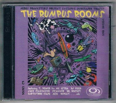 [鑫隆音樂]西洋CD-THE RUMPUS ROOMS - VOL1 (2CD) {NOZACD01}全新/免競標