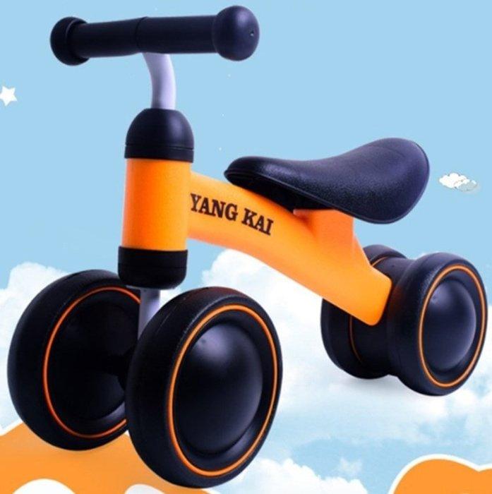 【阿LIN】904370 Q1平衡車 滑步車 學步車 紅色 橘色 訓綀小朋感覺統合 控制方向 已組裝 限重45公斤以下