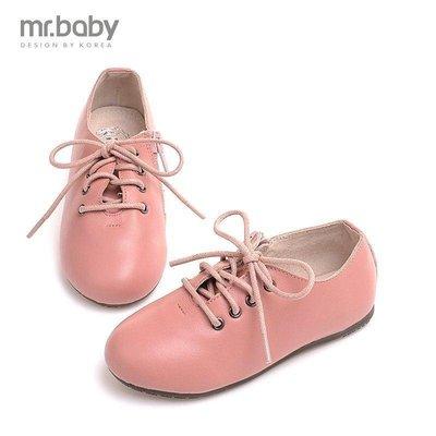 【格倫雅】^童鞋 簡約真皮童鞋 休閑男女單鞋 淑女兒童皮鞋寶寶鞋44545[g-l-y47