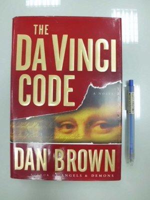 6980銤:A9-4ab☆2003年出版『The Da Vinci Code』Brown, Dan《Doubleday》
