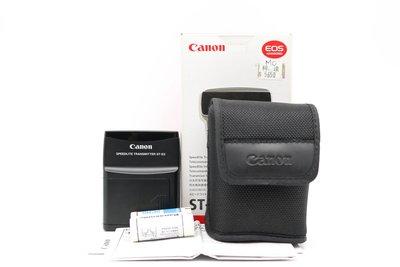 【青蘋果3C】CANON ST-E2 無線閃燈發射器 無線自動閃光控制器 #35671