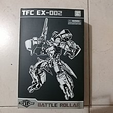 變形金剛 Transformers TFC EX-002 Battle Rollar