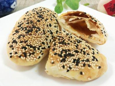 {可素食}糖鼓酥餅6片/包--60年老店純手工製作【江南家傳餅舖】甜酥餅