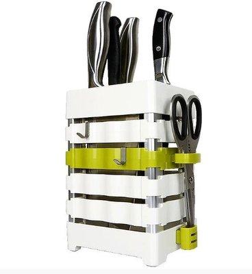 刀架 廚房用品多功能廚房置物架 刀座 架