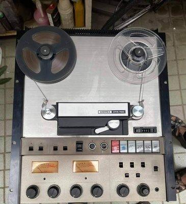 售AMPEX  ATR-700 REEL to  REEL TAPE RECORDER 盤式錄音機