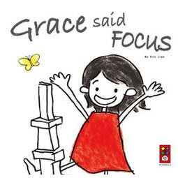 @水海堂@ 風車 Grace said Focus(英文版)