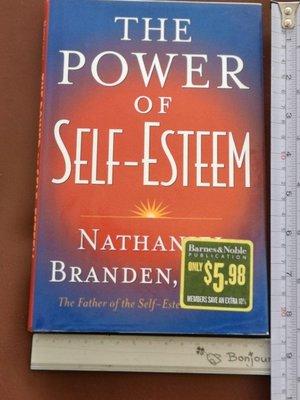 英文書the power of self esteem