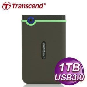 《SUNLINK》TRANSCEND 25M3 1T 1TB 創見 2.5吋 USB 3.0 行動硬碟