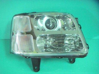 JY MOTOR 車身套件 _ SOLIO NIPPY 晶鑽 銀框 魚眼 大燈 一顆2000元