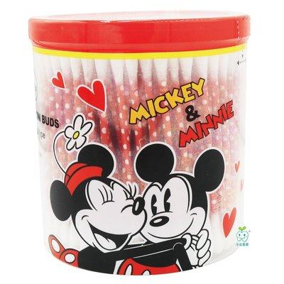 牙齒寶寶 製 Disney Mickey Minnie 迪士尼 米奇米妮 棉花棒 200支