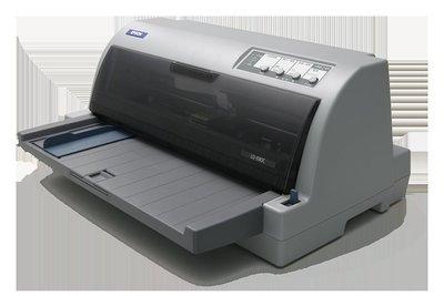 EPSON LQ690C印表機(含)原廠色帶*1