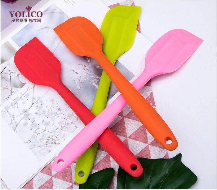 【悠立固】L22刮刀(大) 手工皂工具 烘焙工具 耐高溫大號一體式矽膠刮刀奶油蛋糕抹刀牛軋糖攪拌
