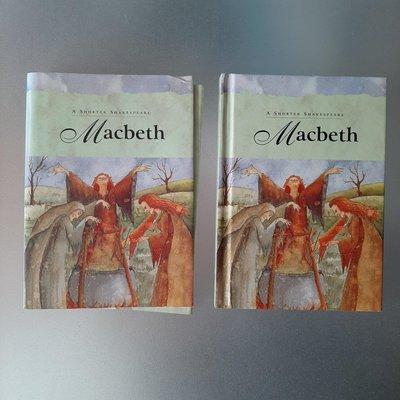 【快樂書屋】馬克白Macbeth (A Shorter Shakespeare)-Appletree Press 1996年出版-威廉莎士比亞