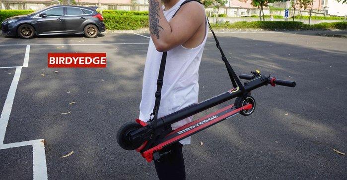 BIRDYEDGE 電動滑板車 拖車袋/滑板車背袋/電動滑板車肩背袋/電動滑板車側背袋