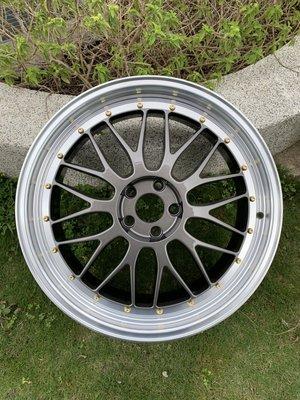 超鑫鋁圈 RSM RB02 20吋鋁圈 鉑金灰 5孔120 5孔114.3 5孔112 類 BBS LM