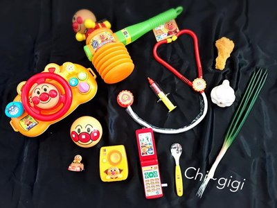 ~出租~抓周 週歲 麵包超人 抓周道具 抓週 一歲生日禮物 嬰兒玩具 日式抓周 周歲 週歲 寶寶抓周 日本玩具 古禮抓周