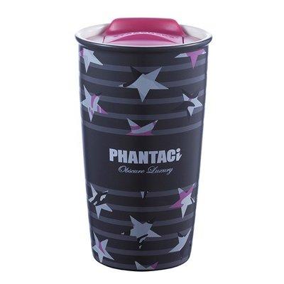 全新 星巴克 STARBUCKS 聯名 周杰倫 潮牌PHANTACi 星星 雙層 馬克杯