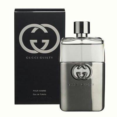 Gucci Guilty pour Homme 罪愛男性淡香水90Mml