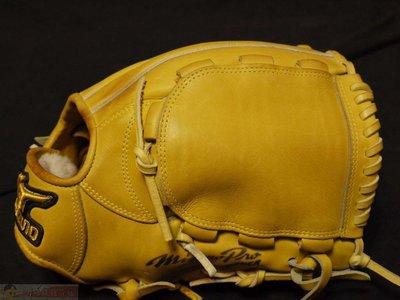 貳拾肆棒球-非賣品!Mizuno pro 特別訂做硬式投手手套,岸本耕作作