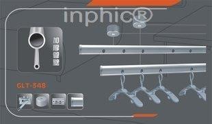 INPHIC-艾美加厚升降晾衣架/升降曬衣架