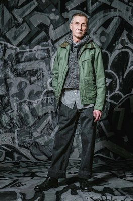 16AW Engineered Garments Pathfinder jacket Nyco Ripstop M號