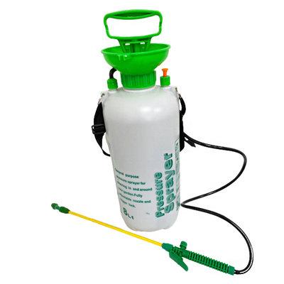 8公升氣壓噴霧器 銅桿子 8L噴霧桶 肩背式 噴霧器 澆花澆水 手壓塑料噴壺 噴水壺 噴農藥 汽車美容