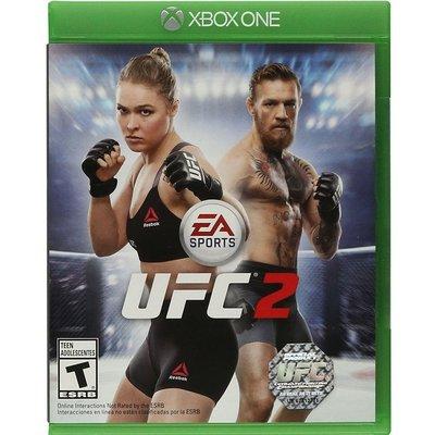 (現貨全新) XBOX ONE UFC 2 終極格鬥王者 2 英文美版 EA SPORTS UFC 2