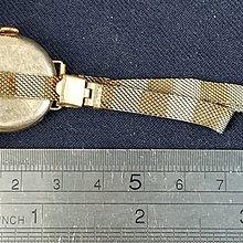 不二價 9K gold watch NOT working NO bargain