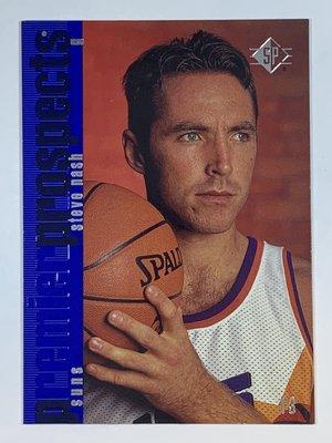 1996-97 UD SP Premier Prospects #142 Steve Nash RC SUNS