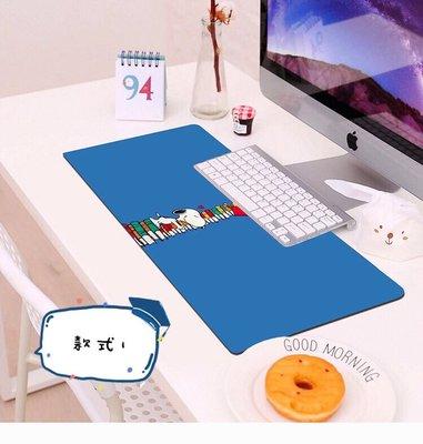 誘惑 ? 滑鼠墊 史努比 snoopy 可愛 防水 止滑 辦公桌墊 滑鼠墊 4款 現貨