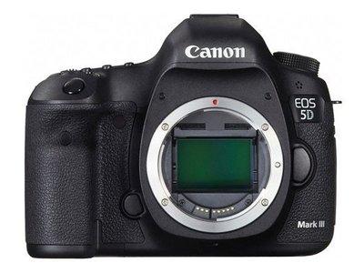 【Aaron 3C專賣店】 Canon 5D mark III BODY 機身 平輸繁中 保固24月 (5D3)5d4 台北市