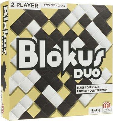 現貨【小海豚正版桌遊趣】Blokus Duo格格不入 雙人決鬥版 大爆格 大格鬥德國圍棋 正版桌遊 台北市