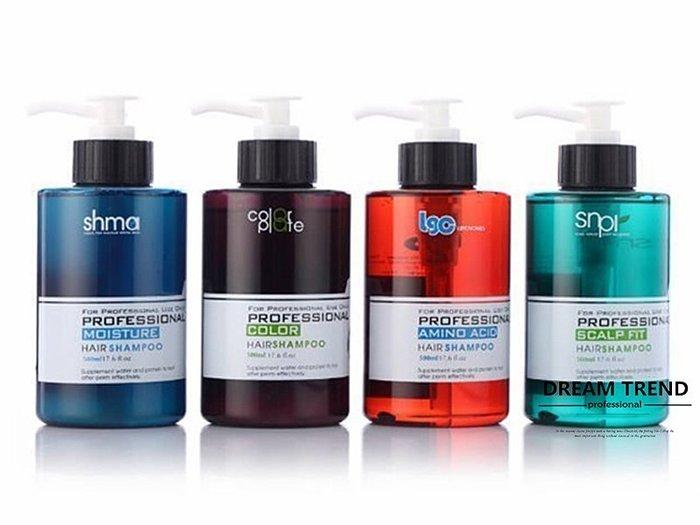 【DT髮品】Keyra 奇拉 洗髮精 胺基酸 平衡 保濕 亮澤 四款供選 500ML【2307009】