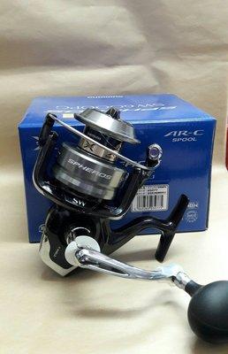 【欣の店】SHIMANO SPHEROS SW6000PG 6000PG 平價海水專用 紡式捲線器