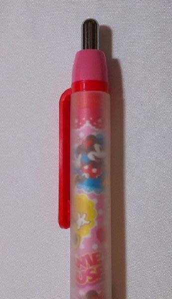 ~FUJIJO~現貨~日本迪士尼限售DISNEY【Minnie米妮】日本製 防滑系列 原字筆