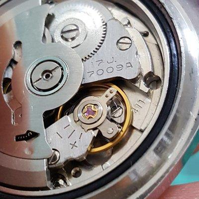 <行走順暢>SEKIO 漂亮老錶 機械錶 另有 CITIZEN G08 潛水錶 賽車錶 軍錶 TELUX TITONI ORIENT lm gs ks