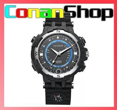 [ConanSHOP] 蒐證 針孔手錶 錄影手錶 密錄器 u28 可遠端攝影 遠程監控 行車紀錄器 可擴充 錄影手環 錄