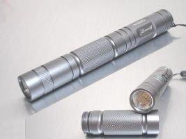 LED 大功率強光手電筒 Romisen RC-I3,CREE 1V~3V,3種電池裝法:16340*1,AA*1