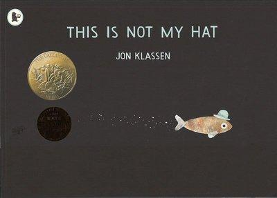 *小貝比的家*THIS IS NOT MY HAT(中譯:這不是我的帽子)/平裝/3~6歲/幽默 Humor