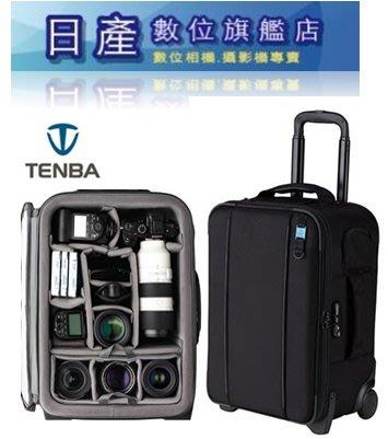 【日產旗艦】天霸 TENBA Roadie Air Case Roller 21 638-715 滾輪拉桿箱 空氣箱