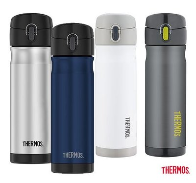 THERMOS 膳魔師 不鏽鋼真空保溫瓶 500ml 保溫杯 JMW-500 保冷瓶 0.5L