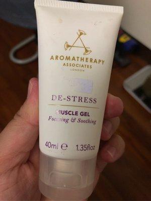 ◇ 羽球世家◇【舒緩凝膠】Aromatherapy Associates推出的De-Stress 運動後專用 40ML
