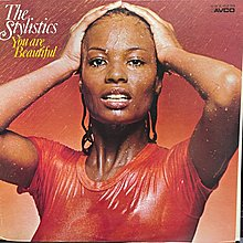THE STYLISTICS/YOU ARE BEAUTIFUL 西洋 黑膠唱片