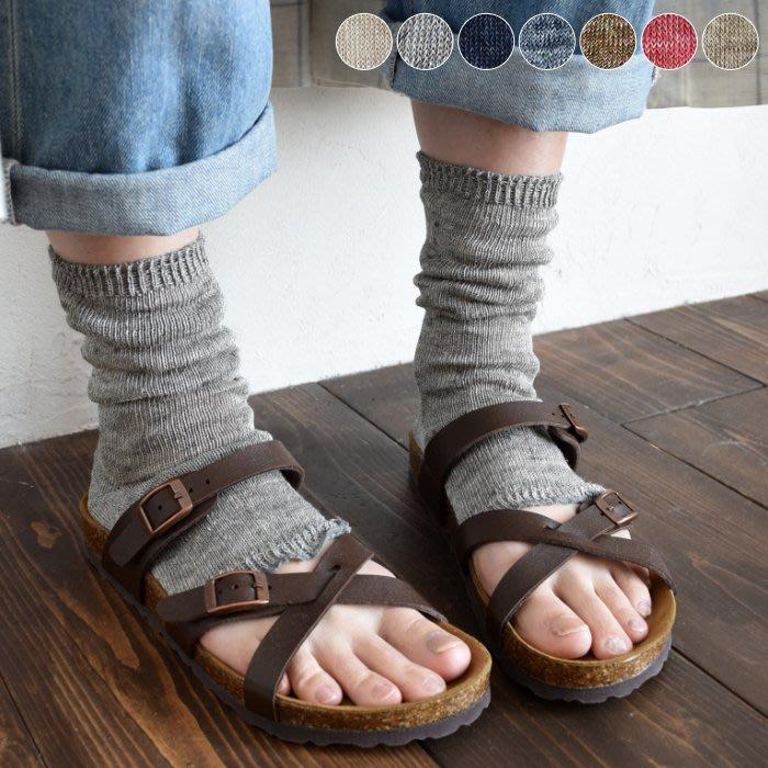 乾媽店。日本製 麻料材質 露指襪 襪子 時尚 涼爽舒適 勃肯涼鞋 涼鞋專用 SMALL STONE SOCKS