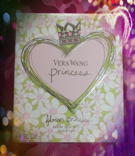 VERA WANG 花漾公主 Flower Princess 女性淡香水 50ml